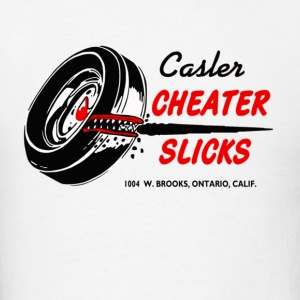 Casler Ccheater Slicks