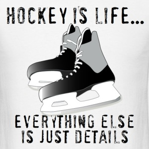Hockey is life...