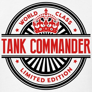 World class tank commander limited editi