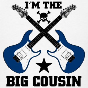 Cousin - I'm The Big Cousin - Men's T-Shirt