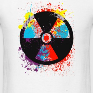 Radiation - Color Radiation - Men's T-Shirt