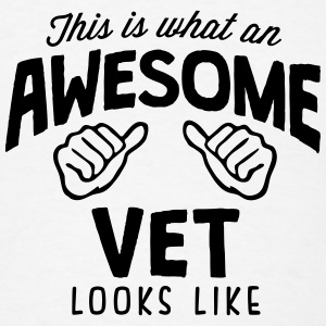 awesome vet looks like