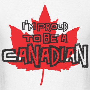 i'm proud to be a canadian