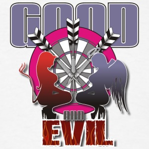 Good and Evil - Men's T-Shirt