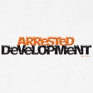 Arrested Development TV Series Title - Men's T-Shirt
