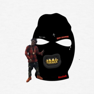 Kodak Black's Famous Mask Clothing - Men's T-Shirt