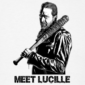 Negan-Lucille - Men's T-Shirt