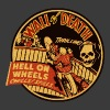 Vintage Wall of Death - Men's T-Shirt