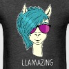 LLAMAZING - Men's T-Shirt