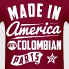 American Colombian - Men's T-Shirt