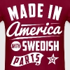 American Swedish - Men's T-Shirt