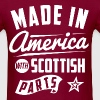 American Scottish - Men's T-Shirt