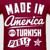 American Turkish - Men's T-Shirt