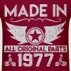 made in 1977 22.png - Men's T-Shirt