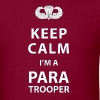 Keep Calm I'm a Paratrooper - Men's T-Shirt