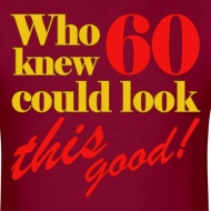 Funny Ideas For Male 60th Birthday