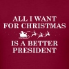 Christmas President - Men's T-Shirt