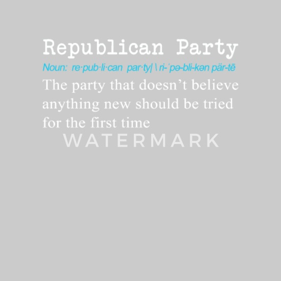 Funny Republican Party Definition Gift