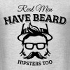 Real Men Have Beard ... - Men's T-Shirt