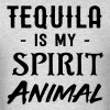 Tequila is my spirit animal - Men's T-Shirt