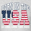 Born in the USA - Men's T-Shirt