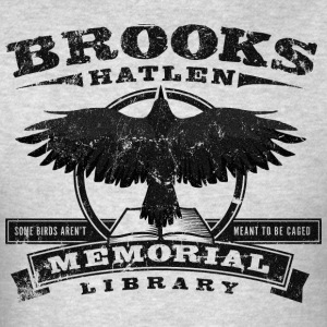 Brooks Hatlen Memorial Library - Men's T-Shirt