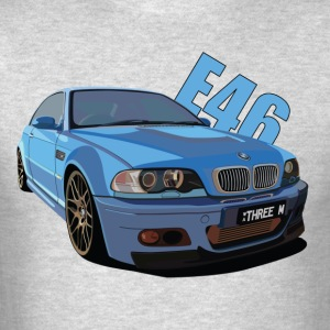 BMW M3 E46 - Men's T-Shirt