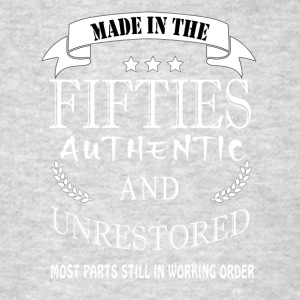 Made in the fifties authentic and unrestored - Men's T-Shirt