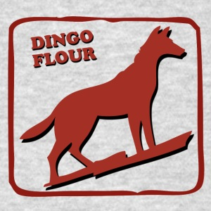 DINGO FLOUR MILL - Men's T-Shirt