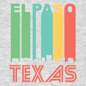 Retro El Paso Skyline - Men's T-Shirt