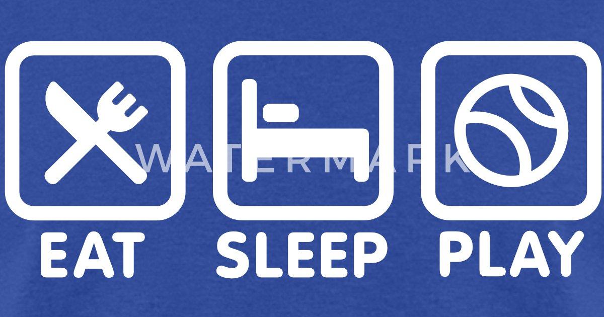 Eat Sleep Play baseball by laundryfactory | Spreadshirt