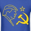 Trump Russia Hammer and Sickle - Men's T-Shirt