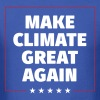 MAKE CLIMATE GREAT AGAIN - Men's T-Shirt