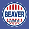 Beaver Motor Oil - Men's T-Shirt