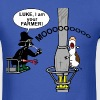 Funny star wars parody - Men's T-Shirt