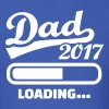 Dad 2017 - Men's T-Shirt