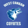 West Canaan Coyotes - Men's T-Shirt