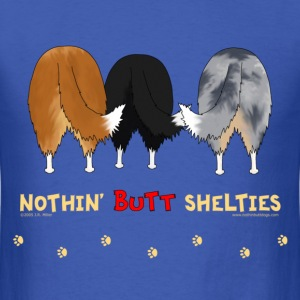 Nothin' Butt Shelties T-shirt