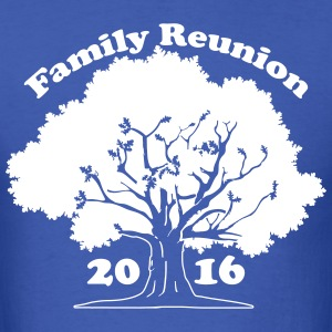 Family Reunion Oak Tree 2016