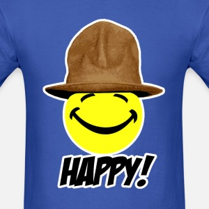 Happy in Pharrell Hat