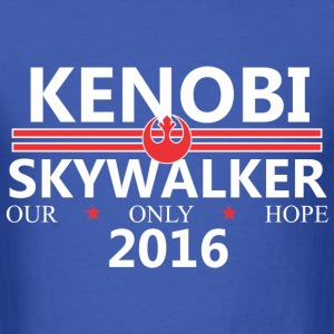 Kenobi Skywalker 2016