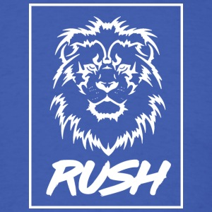 RUSH LION - Men's T-Shirt