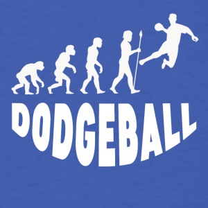 Dodgeball Evolution - Men's T-Shirt