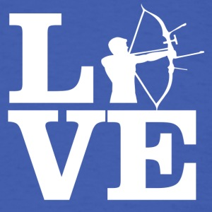 archery design - Men's T-Shirt