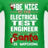 Electrical Test Engineer - Men's T-Shirt