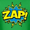 Zap! Comic Stye - Men's T-Shirt