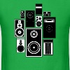 Wall of Sound - Men's T-Shirt