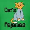 Cat's Pajamas - Men's T-Shirt