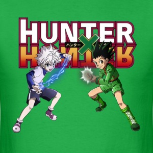 HUNTERXHUNTER T-SHIRT