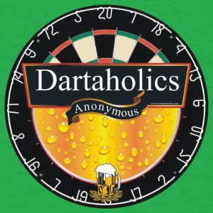 Dartaholics Anonymous - Men's T-Shirt